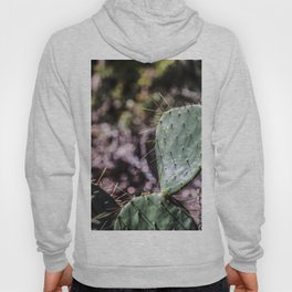 Nature: As Cuddly as a Cactus Hoody