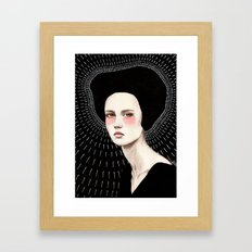 Freda Framed Art Print