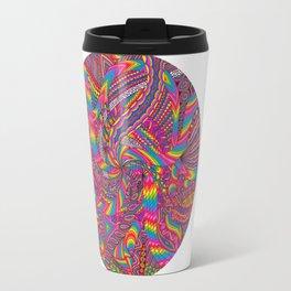 """""""Letz Go Crazy"""" Travel Mug"""