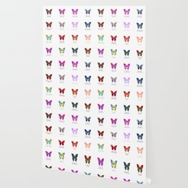 Butterflies 16 Wallpaper