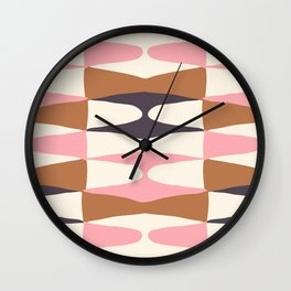 Zaha Fashion Wall Clock