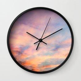 Air & Sky Wall Clock