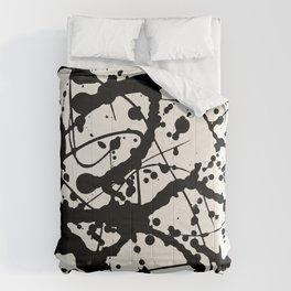 Cheers to Pollock Comforters