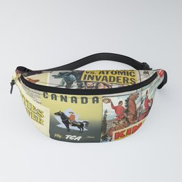 Mounties Fanny Pack