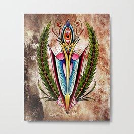 dagger laurels Metal Print