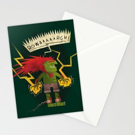 Electric Thunder Stationery Cards