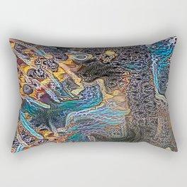 New Passion 97 Rectangular Pillow