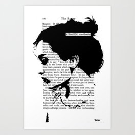 A Beautiful Combination Art Print
