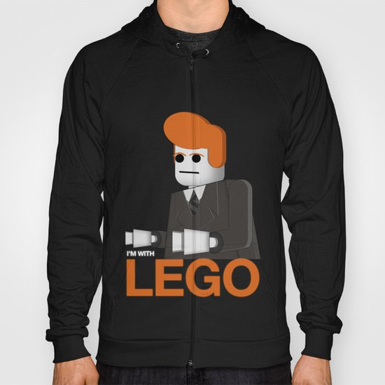 I'm With LEGO Hoody