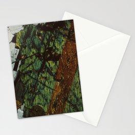 Pyroxene and Feldspar Stationery Cards