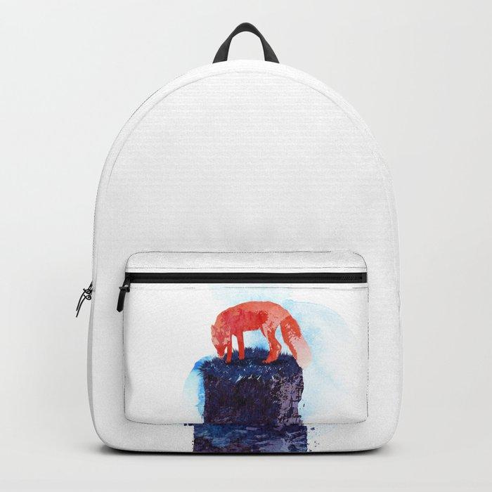 Where do we go now? Backpack