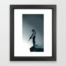 A Ghost Story Framed Art Print
