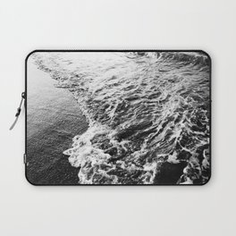 Wave and sand Laptop Sleeve