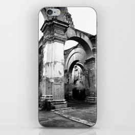 Crumbling Arches of Antigua iPhone Skin