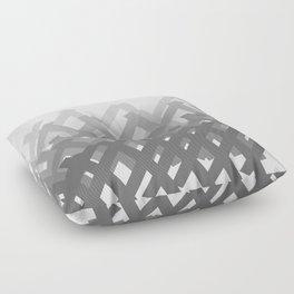 X marks the spot Floor Pillow