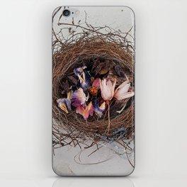Death's Nest iPhone Skin