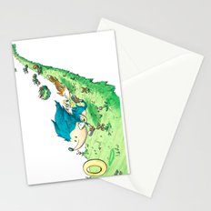 Starring Sonic and Miles 'Tails' Prower (Alt.) Stationery Cards