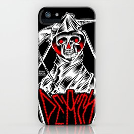 The Death Metal iPhone Case
