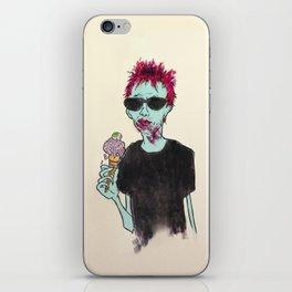 Zombie Yorke iPhone Skin