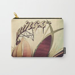 The Fabulous Flamingo Carry-All Pouch