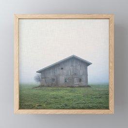 Barn Art Print, Barn Photography, Rustic Home Decor, Modern Art Print, Barn Wall Art, Farm Decor, Wooden Barn Print, Country Decor, Barn Art Framed Mini Art Print
