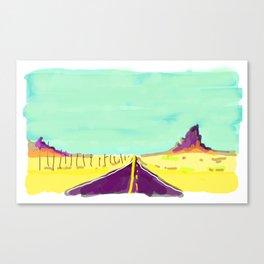 Ship Rock, NM Canvas Print