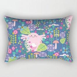 Hiding Rectangular Pillow