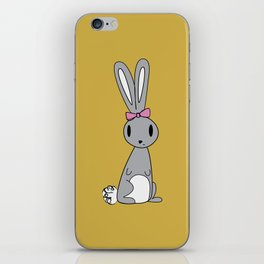 Jelly the Bunny iPhone Skin