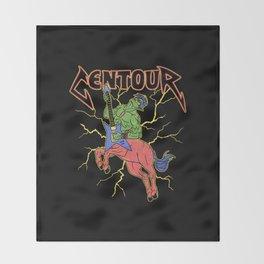 Centour Throw Blanket