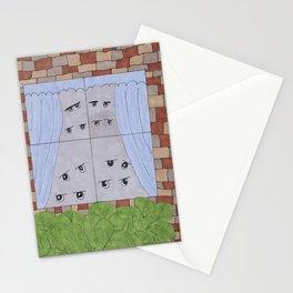 Neighborhood Watch Stationery Cards