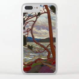 Tom Thomson - The West Wind Clear iPhone Case