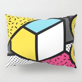 Memphis Pop-art Pattern III Pillow Sham