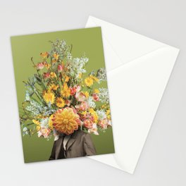 This one goes out to the one I love Stationery Cards