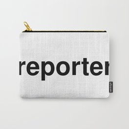 reporter Carry-All Pouch