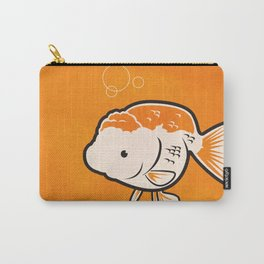 Ranchu Goldfish Carry-All Pouch