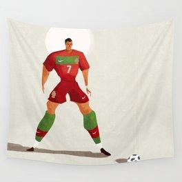 Ronaldo Wall Tapestry