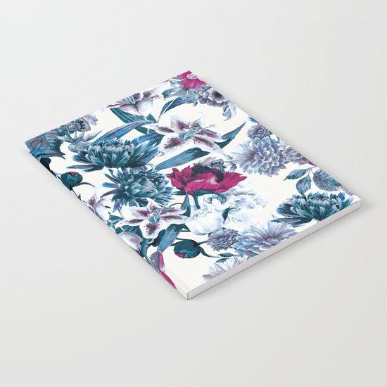 RPE FLORAL BLUE II Notebook