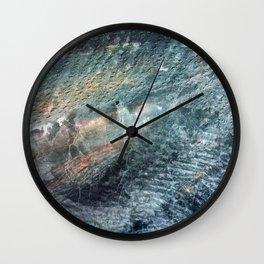 Sahara Grunge Fantasy Wall Clock