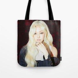 Blackpink - Kill This Love - Jennie Fanart Tote Bag