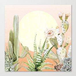 Desert Days Canvas Print
