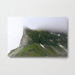 Alkhornet, Svalbard Metal Print