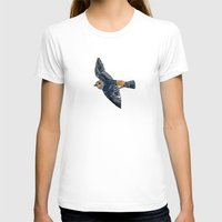 swallow T-shirts featuring Swallow by Rebecca Mcmillan