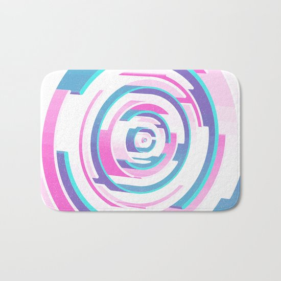 Black Hole NEW COLORS Bath Mat
