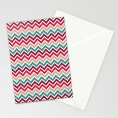 Chevron 2 Stationery Cards