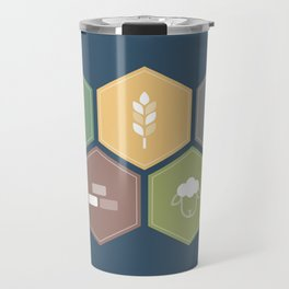 Economics Travel Mug