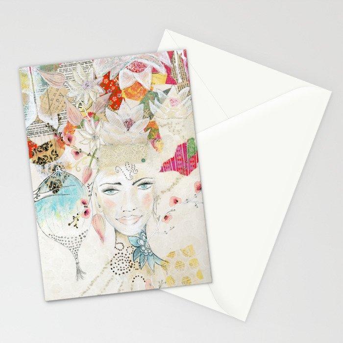 Unfold Stationery Cards