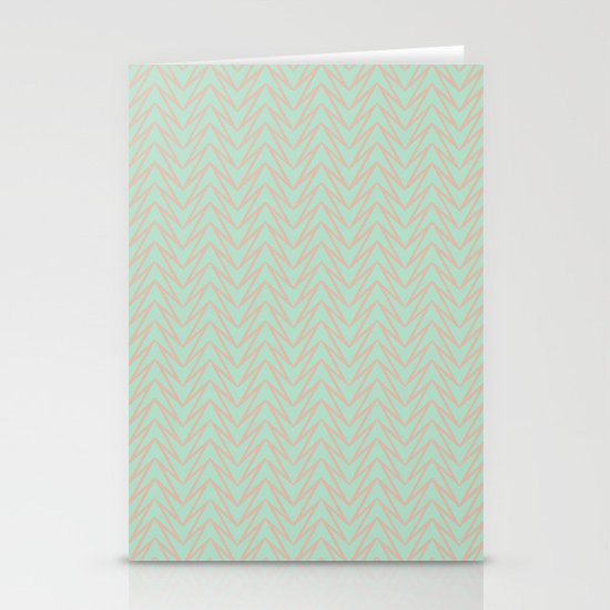 tribal pattern 2 Stationery Cards