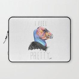 I Feel Pretty (California Condor) Laptop Sleeve