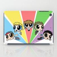 powerpuff girls iPad Cases featuring Powerpuff!Direction by Cyrilliart