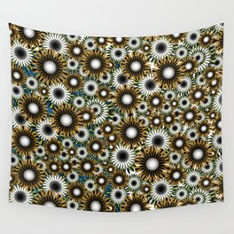 Floral-005a Wall Tapestry